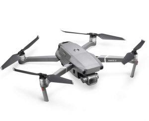 """DJI Mavic 2 Pro con Drone Quadcopter, Videocamera Hasselblad L1D-20C da 20MP con Sensore CMOS da 1"""", Vola Fino a 31 Minuti a Una Velocità..."""
