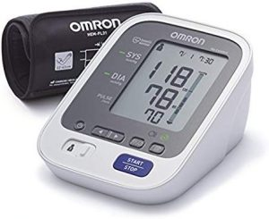 OMRON Healthcare M6 Comfort Misuratore Pressione Sanguigna da Braccio, Tecnologia IWC per una Misurazione Precisa in Qualsiasi Punto del Braccio, Memoria...