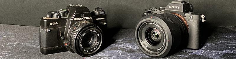La migliore fotocamera per iniziare a creare contenuti reflex