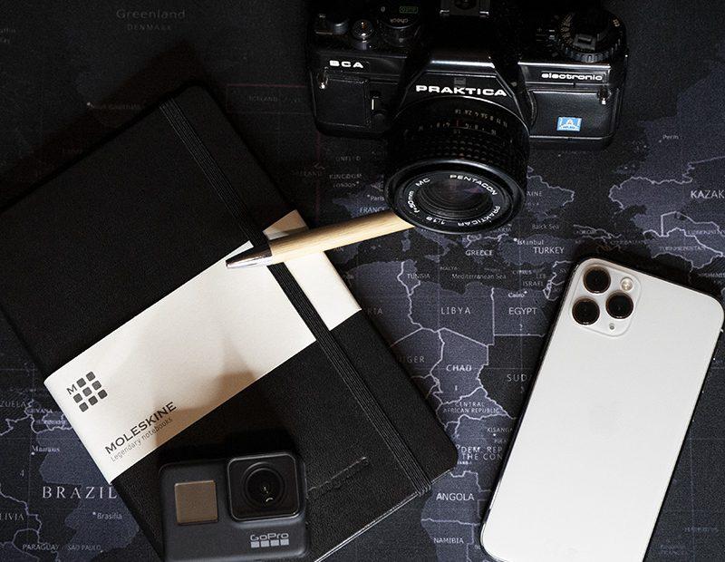 La migliore fotocamera per iniziare a creare contenuti