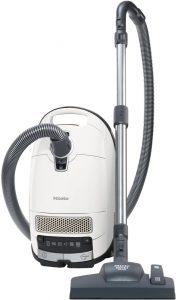 Miele Complete C3 Silence Ecoline Aspirapolvere, 550 watts, 4.5 litri, 64 decibels, Bianco Loto
